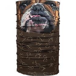 Phunkshun Wear Youth Single Tube Mask Bulldog