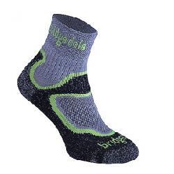 Bridgedale Men's Cool Fusion Run Speed Trail Sock Black