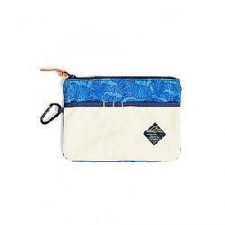 United By Blue Breakers Niel Pouch Lagoon Blue