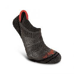 Bridgedale Men's Cool Fusion Na-Kd Sock Gunmetal