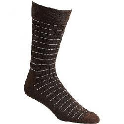 Fox River Pinstripe Sock Chestnut