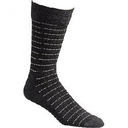 Fox River Pinstripe Sock Dark Charcoal