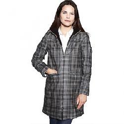 Feller Women's Modern Topper Jacket Vintage Grey Plaid