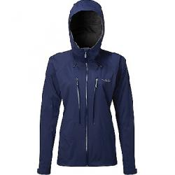 Rab Women's Downpour Alpine Jacket Blueprint