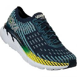 Hoka One One Men's Clifton 5 Knit Shoe Black Iris / Storm Blue