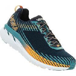 Hoka One One Men's Clifton 5 Shoe Black Iris / Storm Blue