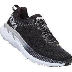 Hoka One One Women's Clifton 5 Shoe Black / White