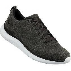 Hoka One One Men's Hupana Wool Shoe Neutral Grey / White