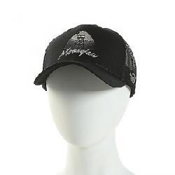 Moosejaw All Along The Watchtower Trucker Hat Black