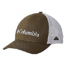 Columbia Mesh Snap Back Hat Peatmoss / Weld