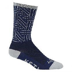 KETL Logo Sock Navy/Gray