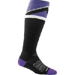 Darn Tough Women's Mountain Over-the-Calf Light Sock Purple