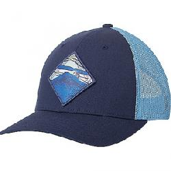 Columbia Women's Snap Back Hat Nocturnal / Mountain Patch