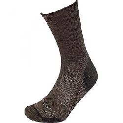 Lorpen T2 Merino Midweight Hiker Sock - 2 Pack Earth