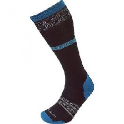 Lorpen Men's T2 Classic Merino Ski Midweight Sock Dark Turquoise
