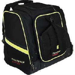 Transpack Pro Series Heated Boot Pro XL Boot Bag Black / Yellow Electric