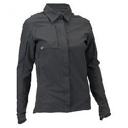 KETL Women's Overshirt Jersey Almost Black