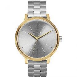 Nixon Women's Kensington Watch Gold / Silver / Silver