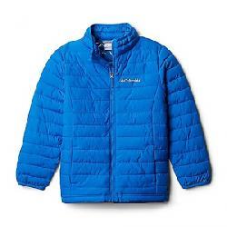 Columbia Boys' Powder Lite Boys Jacket Super Blue