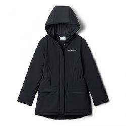 Columbia Girls' Outdoor Bound Stretch Jacket Black