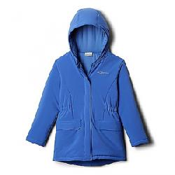 Columbia Girls' Outdoor Bound Stretch Jacket Arctic Blue