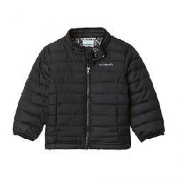 Columbia Toddler Boys' Powder Lite Boys Jacket Black