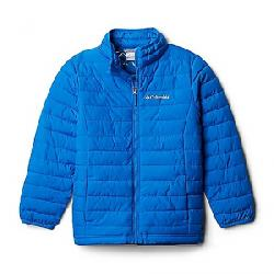 Columbia Toddler Boys' Powder Lite Boys Jacket Super Blue