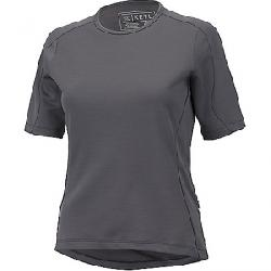 KETL Merino Blend Short Sleeve Women's Jersey Dark Gray
