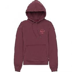 Herschel Supply Co Women's Pullover Hoodie Classic Logo Plum / Mineral Red