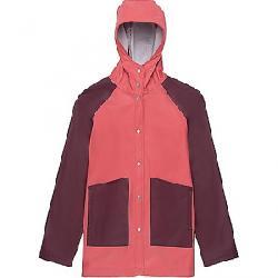 Herschel Supply Co Women's Classic Rain Jacket Mineral Red / Plum