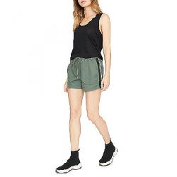 Sanctuary Women's Team Player Pull On Short Washed Peace Green