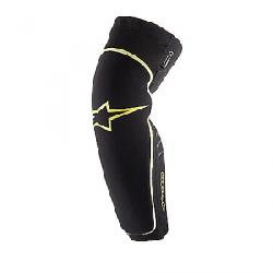 Alpine Stars Paragon Knee/Shin Protector Black / Acid Yellow