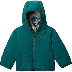 Columbia Toddler's Double Trouble Jacket Pine Green/Pine Green Critter Block