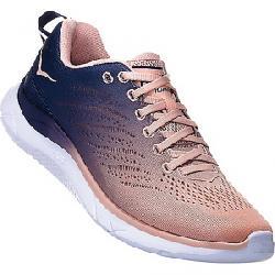 Hoka One One Women's Hupana EM Shoe Dusty Pink / Mood Indigo