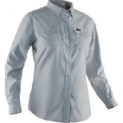 NRS Women's Guide LS Shirt Quarry