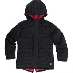 Carhartt Kids' Amoret Quilted Jacket Car Black