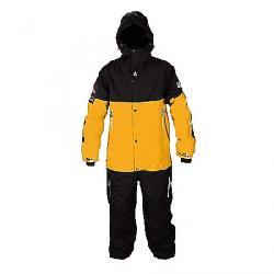 Oneskee Men's Mark IV Ski Suit Yellow
