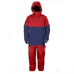 Oneskee Men's Mark IV Ski Suit Red