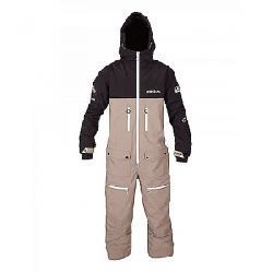 Oneskee Men's Mark IV Ski Suit Stone