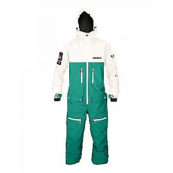 Oneskee Men's Mark IV Ski Suit Green