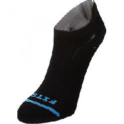 Fits Ultra Light Runner No Show Sock Black