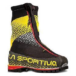 La Sportiva G2 SM Boot Black / Yellow