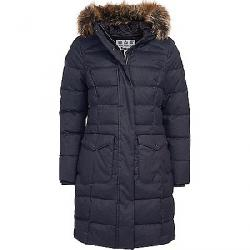 Barbour Women's Guanay Quilt Jacket Dark Navy