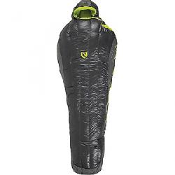 NEMO Kayu 15 Sleeping Bag Graphite / Key Lime
