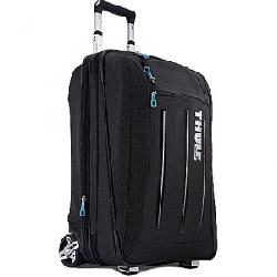 Thule Crossover 22IN Rolling Upright Bag Black