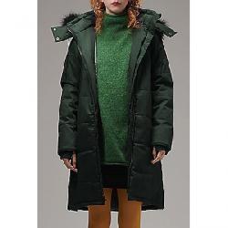 Hoodlamb Women's Nordic Puffer Deep Army Green