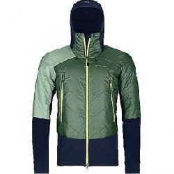 Ortovox Men's Swisswool Piz Palu Jacket Green Forest F19