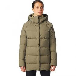 Mountain Hardwear Women's Glacial Storm Parka Light Army