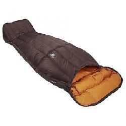 Mountain Equipment Women's Spellbinder Sleeping Bag Dark Chocolate / Blaze