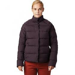 Mountain Hardwear Women's Glacial Storm Jacket Darkest Dawn